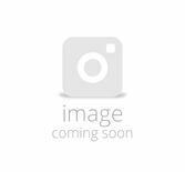 Personalised White Heart Balloon-Filled Bubble Balloon