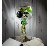 Personalised Star Wars Multi Fill Bubble Balloon
