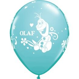 Pack of 6 Disney's Frozen Helium Quality Balloons