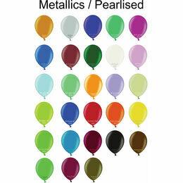 Printed Latex Balloons