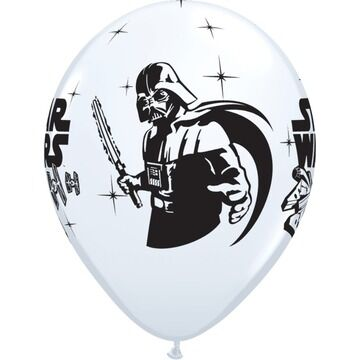 Pack of 6 Star Wars Helium Quality Balloons