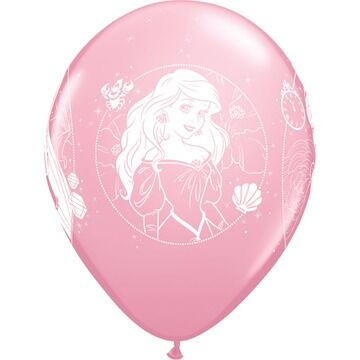 Pack of 6 Disney Princesses Helium Quality Balloons
