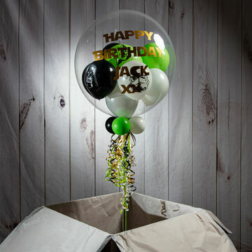 Personalised Star Wars Multi Fill Bubble Balloon