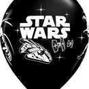 Pack of 6 Star Wars Helium Quality Balloons additional 8