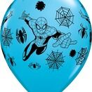 Pack of 6 Marvel's Spiderman Helium Quality Balloons additional 1