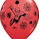 Pack of 6 Marvel's Spiderman Helium Quality Balloons additional 2