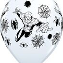 Pack of 6 Marvel's Spiderman Helium Quality Balloons additional 3