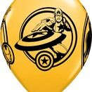 Pack of 6 Marvel's Avengers Helium Quality Balloons additional 1