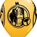 Pack of 6 Marvel's Avengers Helium Quality Balloons additional 2