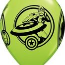 Pack of 6 Marvel's Avengers Helium Quality Balloons additional 5