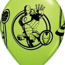 Pack of 6 Marvel's Avengers Helium Quality Balloons additional 8