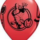 Pack of 6 Marvel's Avengers Helium Quality Balloons additional 16