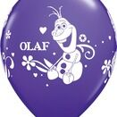 Pack of 6 Disney's Frozen Helium Quality Balloons additional 5