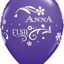 Pack of 6 Disney's Frozen Helium Quality Balloons additional 7