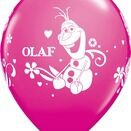 Pack of 6 Disney's Frozen Helium Quality Balloons additional 13