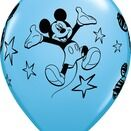Pack of 6 Mickey Mouse Assorted Helium Quality Balloons additional 1