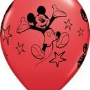 Pack of 6 Mickey Mouse Assorted Helium Quality Balloons additional 2