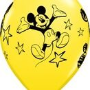 Pack of 6 Mickey Mouse Assorted Helium Quality Balloons additional 3
