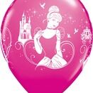 Pack of 6 Disney's Cinderella Helium Quality Balloons additional 4