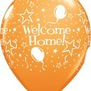 Pack of 6 Welcome Home Assorted Helium Quality Balloons additional 2