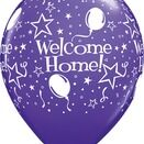 Pack of 6 Welcome Home Assorted Helium Quality Balloons additional 3