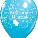 Pack of 6 Welcome Home Assorted Helium Quality Balloons additional 4