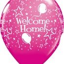 Pack of 6 Welcome Home Assorted Helium Quality Balloons additional 5