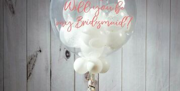 5 Balloon Decorations You Need For Your Wedding