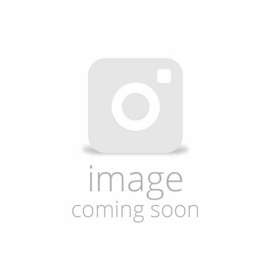 Personalised White Stars Confetti Bubble Balloon