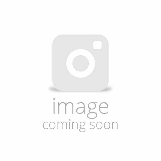 Personalised Baby Blue Stars Confetti Bubble Balloon